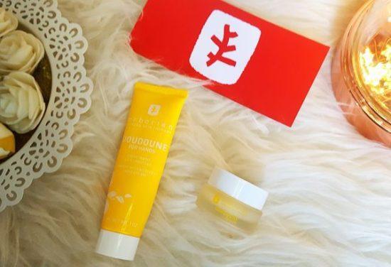 erborian avis crème main efficace et baume anti gercures lèvres