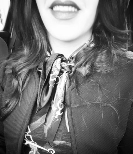 foulard ralph lauren avis selfie beauté