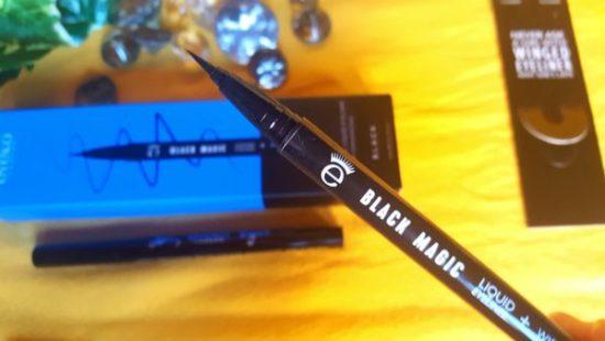 Pointe de liner feutre eyeko black magic
