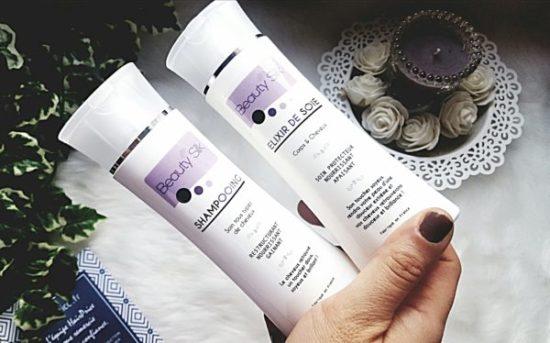 Beauty silk elixir de soie et shampoing à base de soie