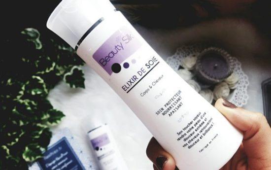 Elixir de soie beauty silk