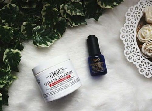 My sweet beaute test la marque kiehl's avis sur la marque kiehl's crème hydratante et sérum midnight