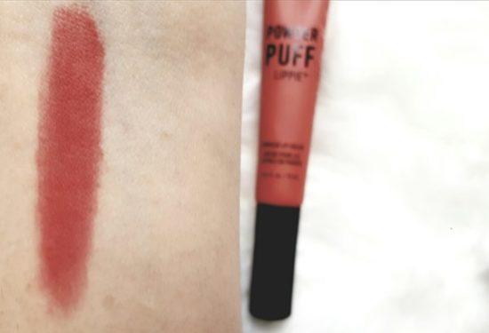 Rouge à lèvres corail teinte Puppy Love