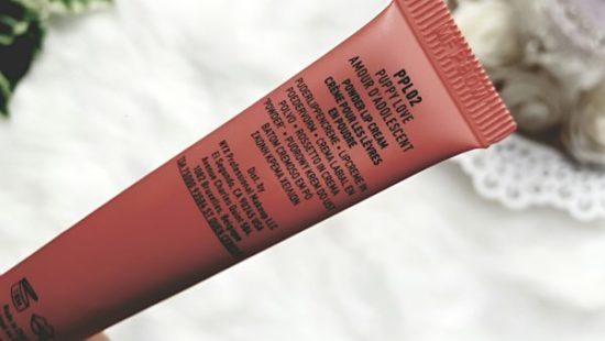 Rouge à levres mat sans déssecher les lèvres, Nyx cosmetics nouveautés