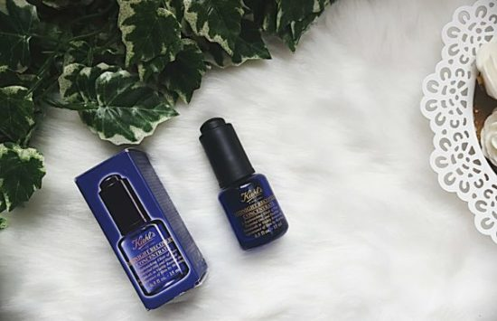 Test du sérum kiehl's midnight recovery avis beauté
