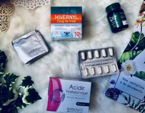 Des compléments alimentaires pour l'hiver acide hyaluronique hivernyl avis onagre bourrache éviter les rides prendre soin de sa peau
