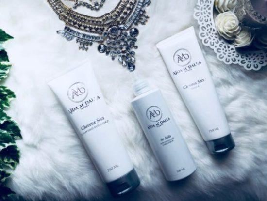 Nouveauté capillaire d'Aïda M'Dalla: des soins adaptés à vos cheveux