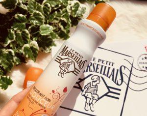 Spray le petit marseillais à l'huile d'argan avis
