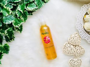 huile démaquillante hydratante melvita