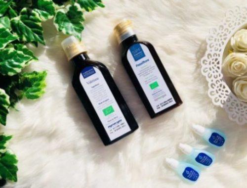 my sweet beauté test le laboratoire synergia passiflore et valériane complément sommeil