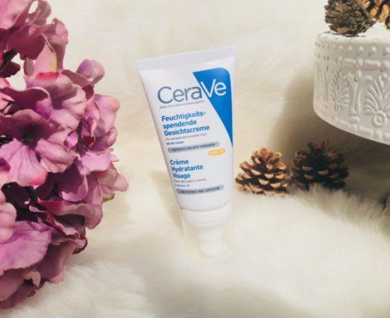 My sweet beauté test la crème hydratante visage marque Cerave avis marque américaine
