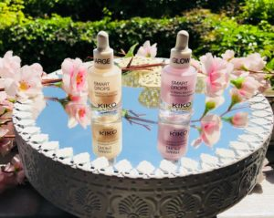 My sweet beauté teste les produits Kiko smart drops blog