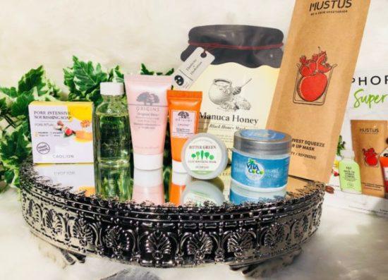 avis box sephora super ingredients