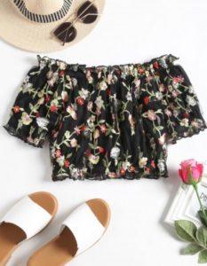 blouse Zaful 1