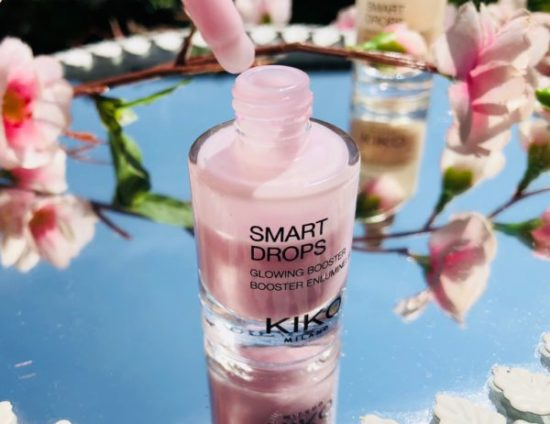 sérum booster kiko hydratant charge smart skincare