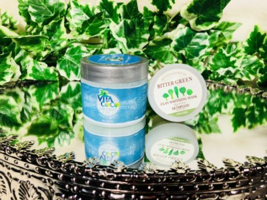 test vita coco huile de coco masque skinfood better green sephora my sweet beaute