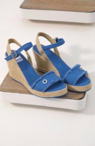 Chaussures compensées escales paris