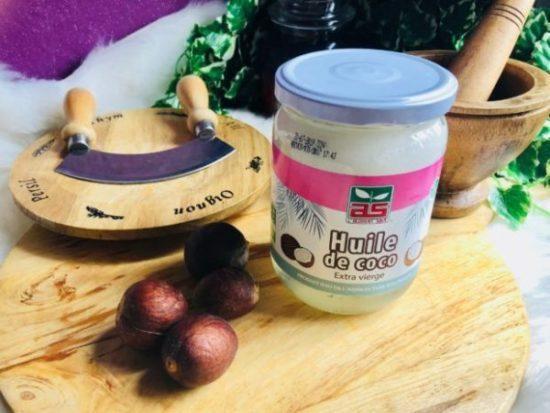 Masque miracle anti fourches comment ne plus avoir de fourches produits natures my sweet beauté huile de coco noyaux d'avocat