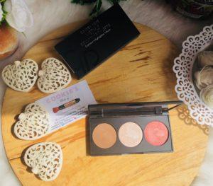 Test des produits cookie's Makeup Mysweetbeaute
