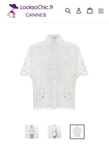 Top blanc idée looksochic