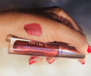 teinte rose cooper cookie's makeup