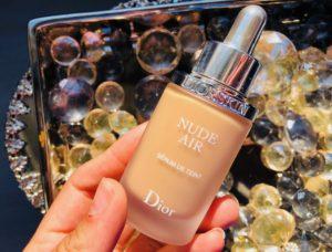 Dior fond de teint teinte parfum beauté avis my sweet beauté