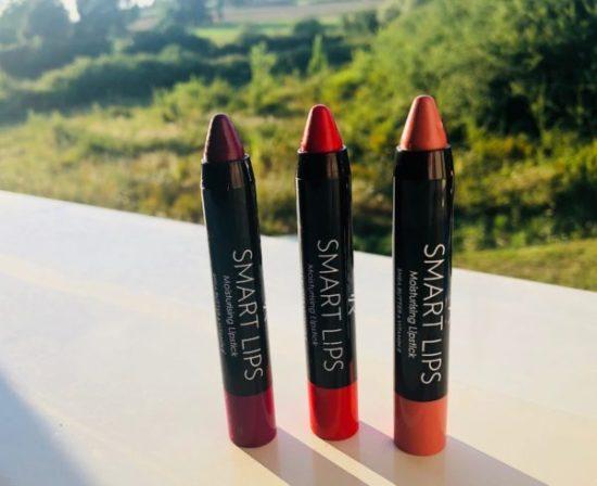 Lipsticks smarts de Cookie's Makeup
