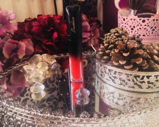 Lipstick mat guerlain avis couleur orange rougee