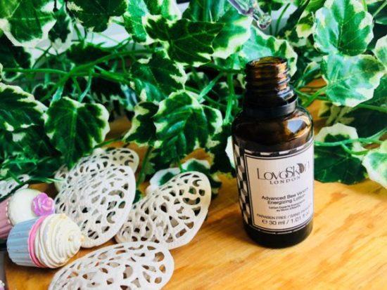 Lovo skin lotion energisante au venin d'abeilles