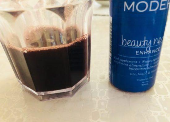 Modere cure jus de raisin pousse des cheveux