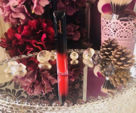My sweet beauté test lipstick guerlain du site tendance parfums avis