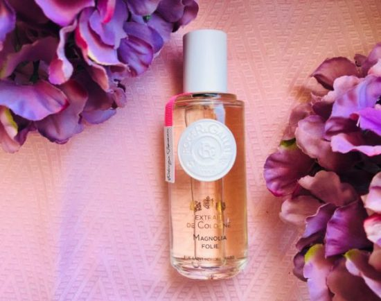 Avis extrait de cologne roger&Gallet magnolia folie My sweet beauté