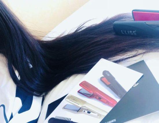 Mes cheveux longs astuces cheveux longs lisseur bon plan