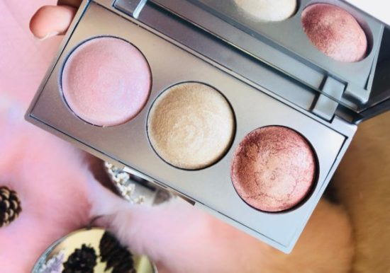 Palette highlighter cookie's make up