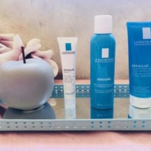 Routine complète anti imperfections anti-boutons La Roche-Posay Hivency mysweetbeaute