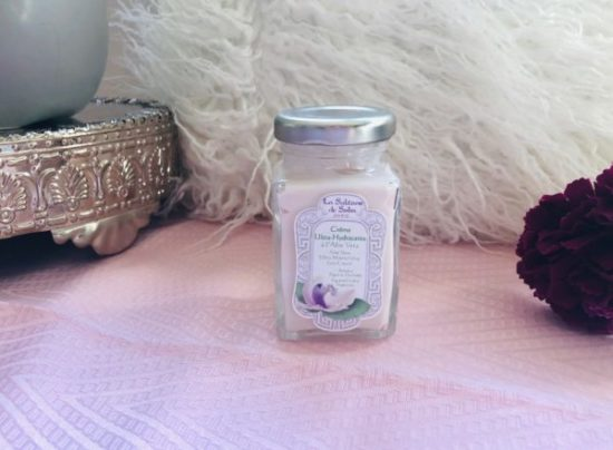 Crème de jour aloé vera et orchidée La sultane de saba