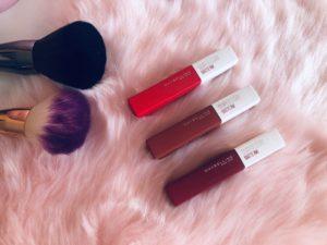 Lipstick superstay 24 h maybelline
