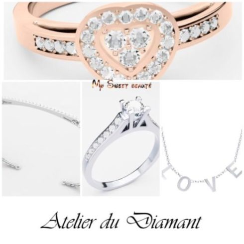 L'atelier du diamant : des bijoux personnalisables made in France