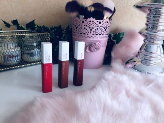 My sweet beauté teste les superstay maybelline avis ral superstay avis maybelline avis lipstick maybelline