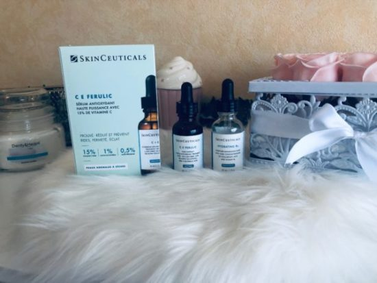 Avis sur les produis skin ceuticals