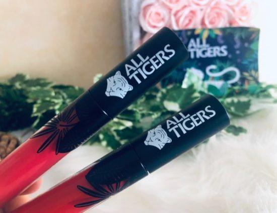 Marque all tigers lipsticks naturels