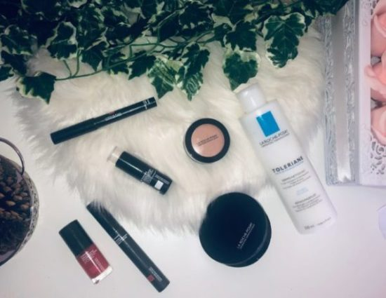 Du maquillage tendance pour les peaux intolérantes avec La Roche Posay