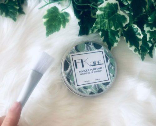 Masque purifiant anti acné anti boutons