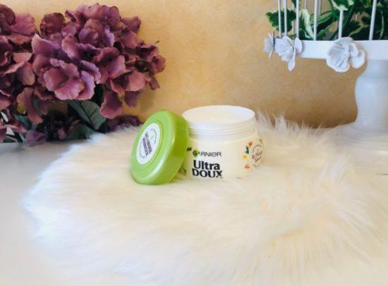Masque Garnier lait d'amance et sève d'agave bioMasque Garnier lait d'amance et sève d'agave bio