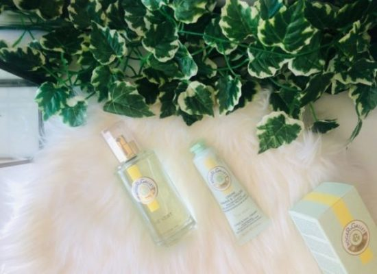 My sweet beauté test les produits roger & gallet avis gamme thé vert parfum d'été produit offert blogueuse beauté Mysweetbeaute