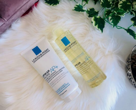 my sweet beauté test lipikar laroche posay avis peaux sèches eczema solution