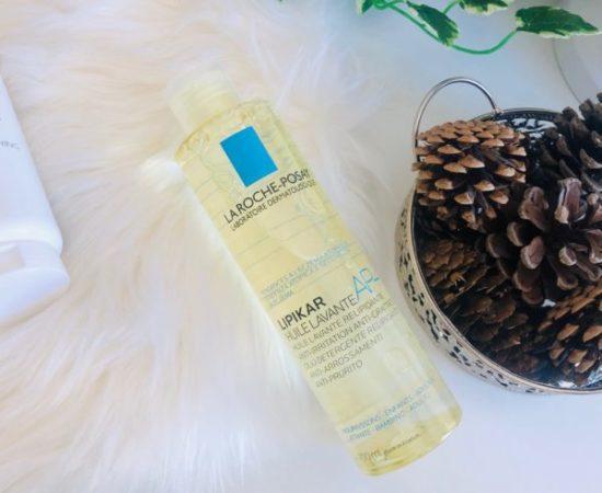 test gamme lipikar peaux sèches et atopiques