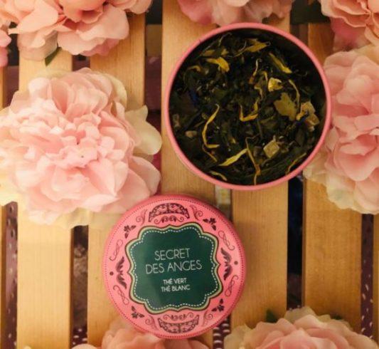 Test thé vert et blanc avis