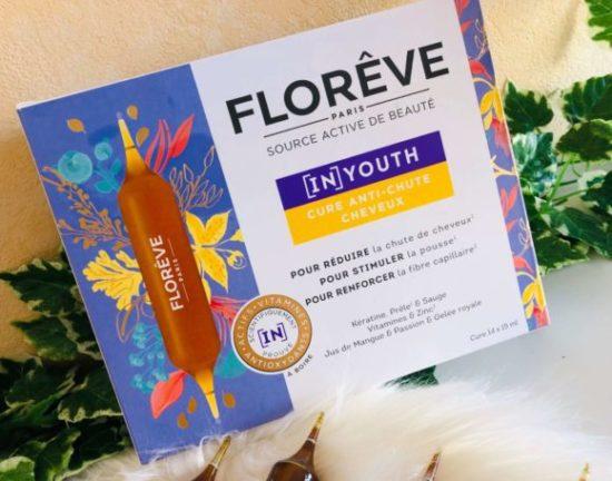 Floreve avis ampoule complément naturels prele keratine