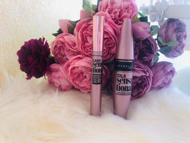 Mascara maybelline my sweet beauté test produits hivency bloggeur